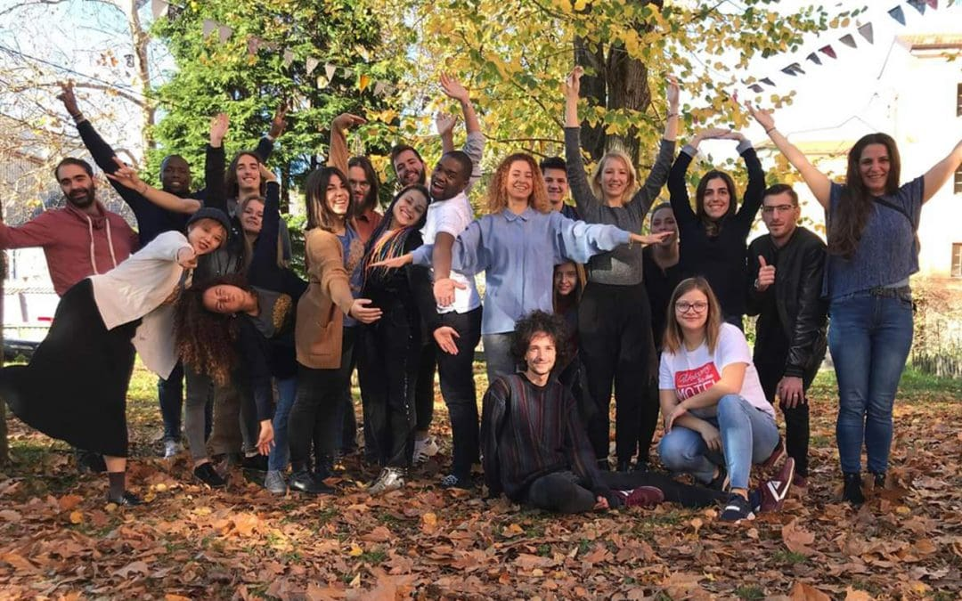 City of Youthopia: a sustainable youth exchange in Maribor, Slovenia