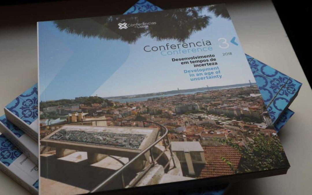 Conheça o livro da 3ª edição das Conferências de Lisboa