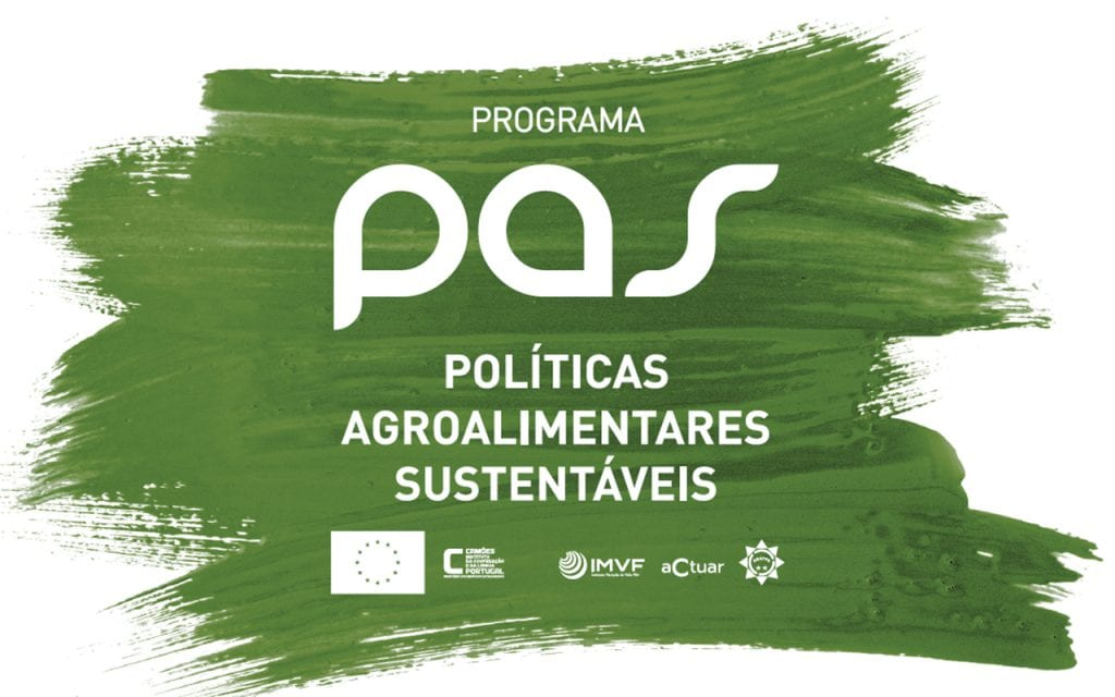 PAS – POLÍTICAS AGROALIMENTARES SUSTENTÁVEIS