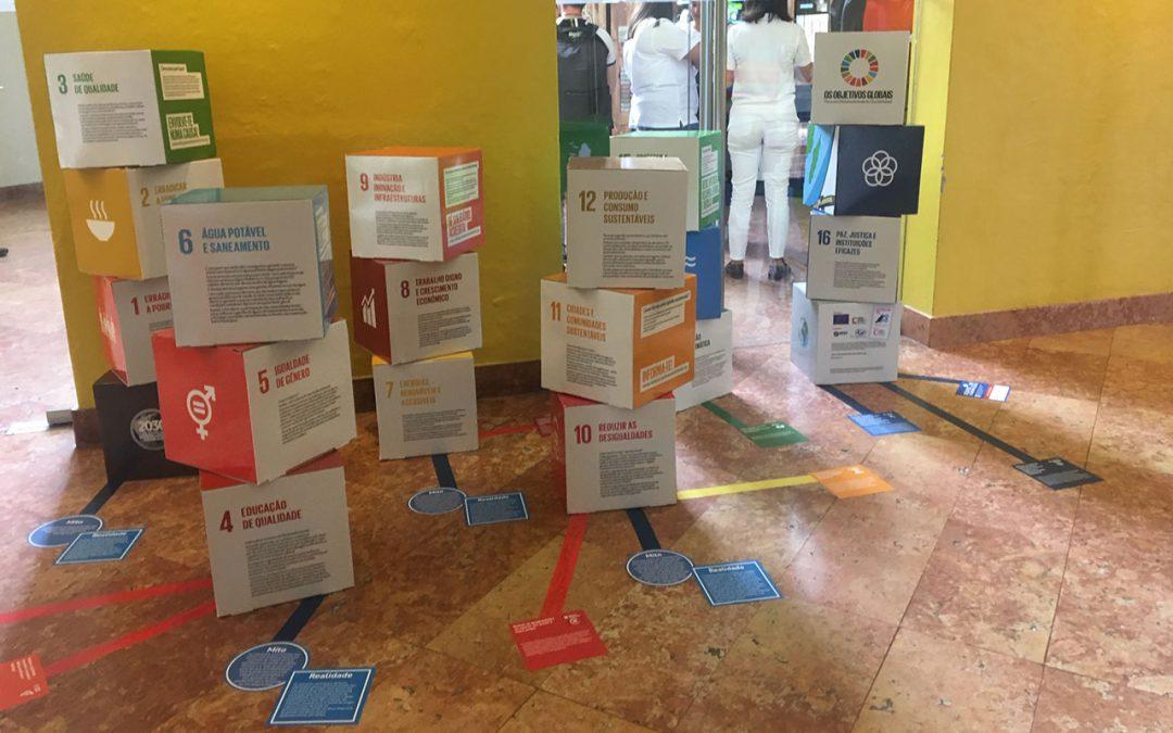 """Exposição """"Migrações e Objetivos de Desenvolvimento Sustentável"""" no ISCTE-IUL"""