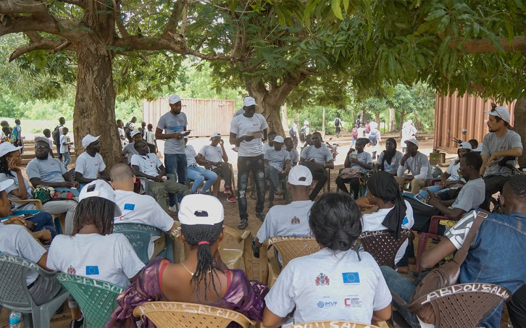 Projeto Tekki-Fii – Building a Future: Make it in The Gambia organizou 2 fóruns regionais