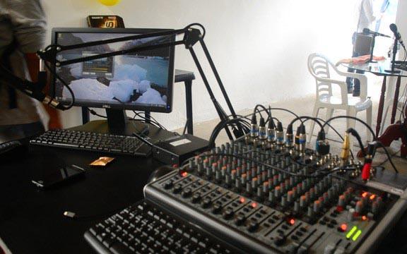 """Programas de rádio """"Voces Caqueteñas para la Paz"""""""