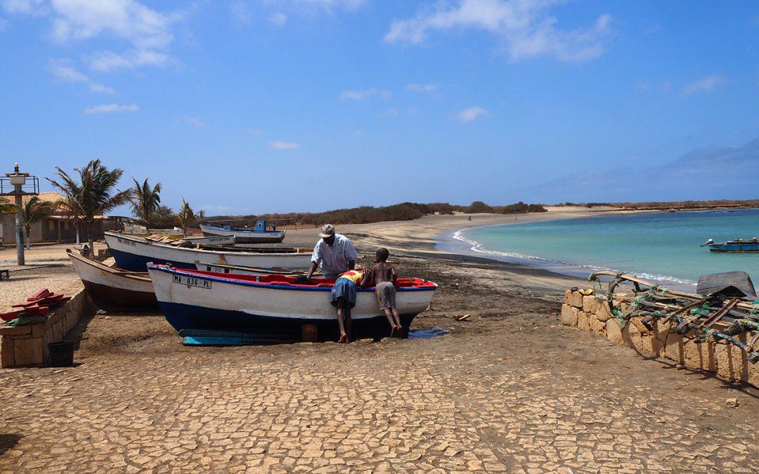 Conheça as principais conquistas e atividades dos mais recentes projetos na ilha do Maio, Cabo Verde
