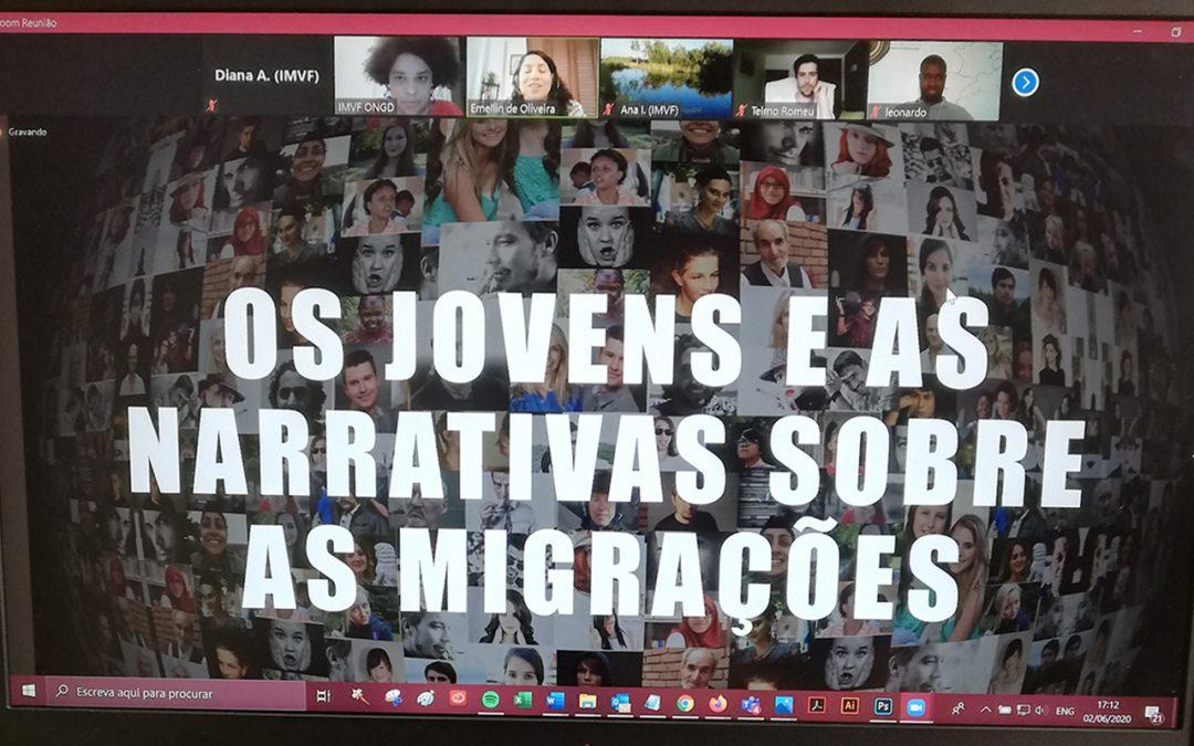 WorkLab TESE I: Os jovens e as narrativas sobre as migrações