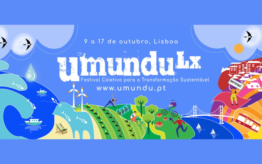 Umundu Lx 2020 Festival promoted urgent debate on sustainable transformation