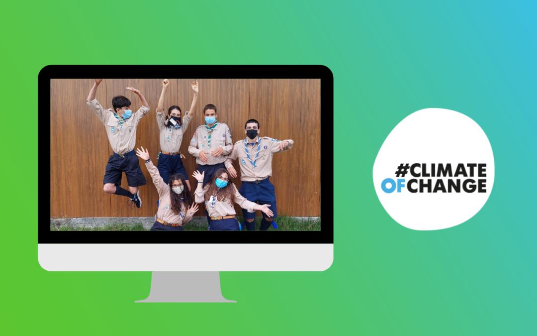 Portuguese Scouts win #ClimateOfChange national debate tournament
