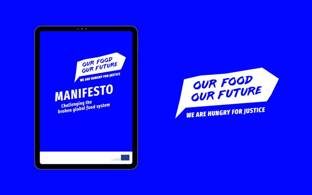 Manifesto: Challenging The Broken Global System