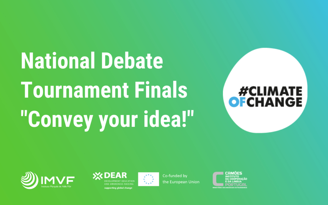 "National Debate Tournament Finals ""Convey your idea!"""